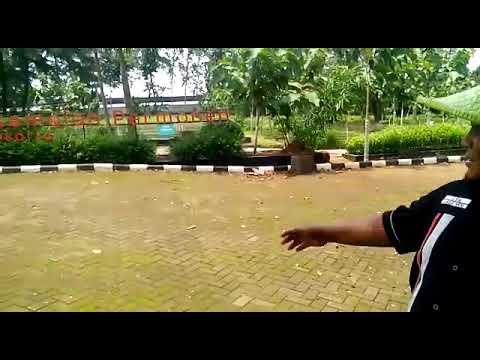 Persemaian Permanen Purwakarta, kunjungan Barmoel dan Jaga NKRI
