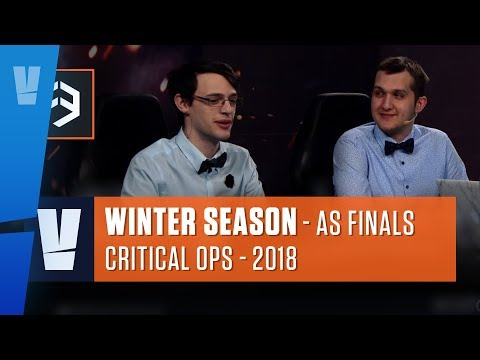 C-OPS - Winter Season Finals - Asia