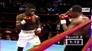 """Terrible"" Terry Norris vs ""Sugar"" Ray Leonard"
