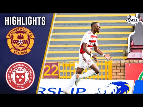 Motherwell Hamilton Goals And Highlights