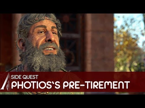 Assassin's Creed Odyssey - Side Quest - Photios's Pre-Tirement