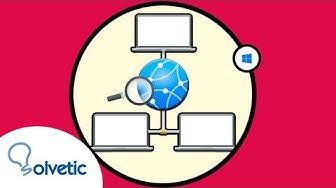 ✅ Activar DETECCION DE REDES y CONFIGURAR USO COMPARTIDO Windows 10