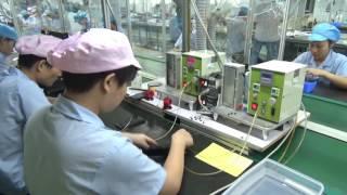 Производство защищенных телефонов Nomu. Без монтажа и цензуры