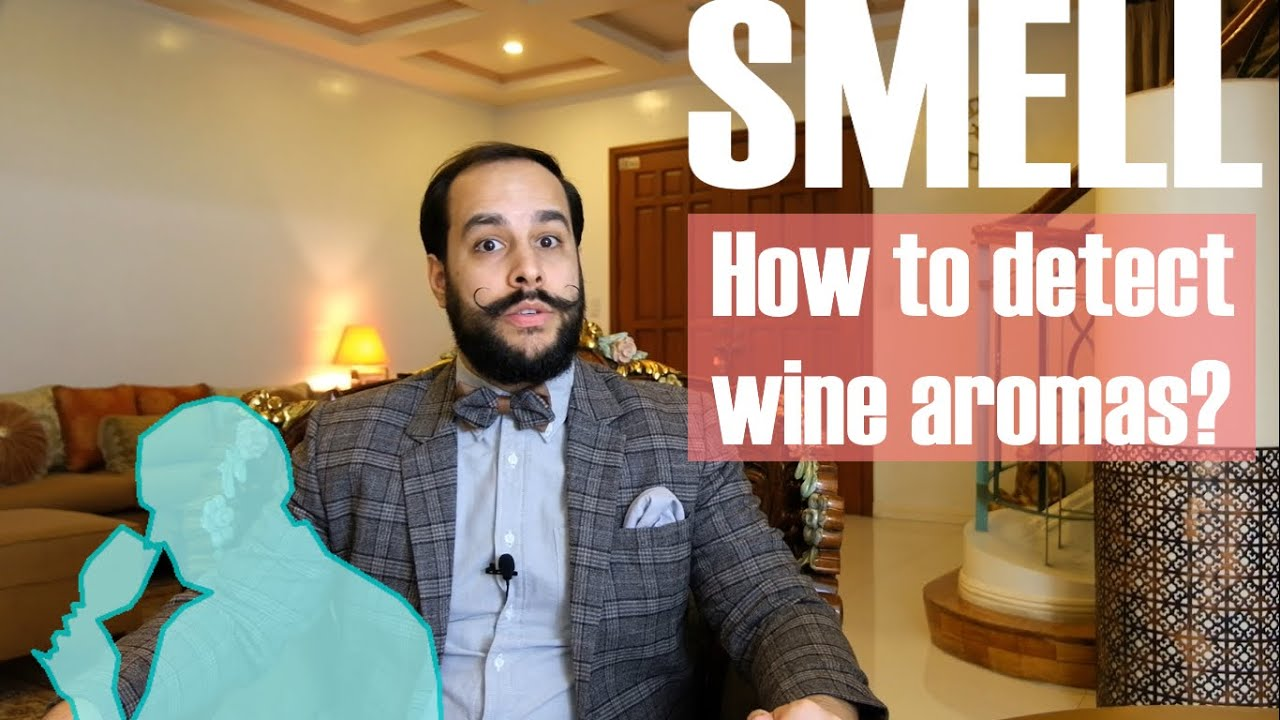 Smell - How to detect wine aromas?