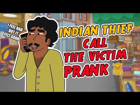 Crazy Robbery in India Prank