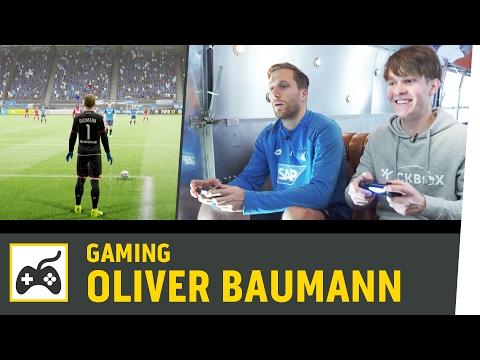 FIFA 17 vs. Oliver Baumann | TSG 1899 Hoffenheim vs. 1. FC Köln | Kickbox