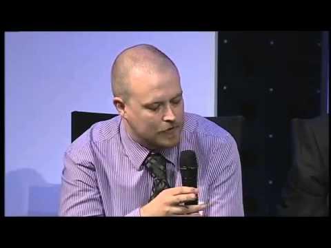 Tech4Good Award winner Colin Crook, Digital Unite, IT Volunteer of the Year