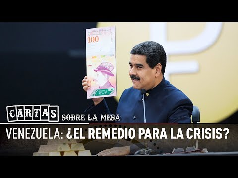Venezuela: ¿El remedio para la crisis? - Cartas sobre la mesa