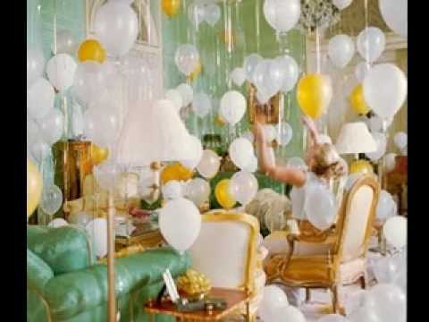 DIY New Years Party Decorations Ideas