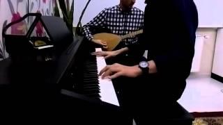 Mümin Sarıkaya- Ben Yoruldum Hayat (piyano ve saz)