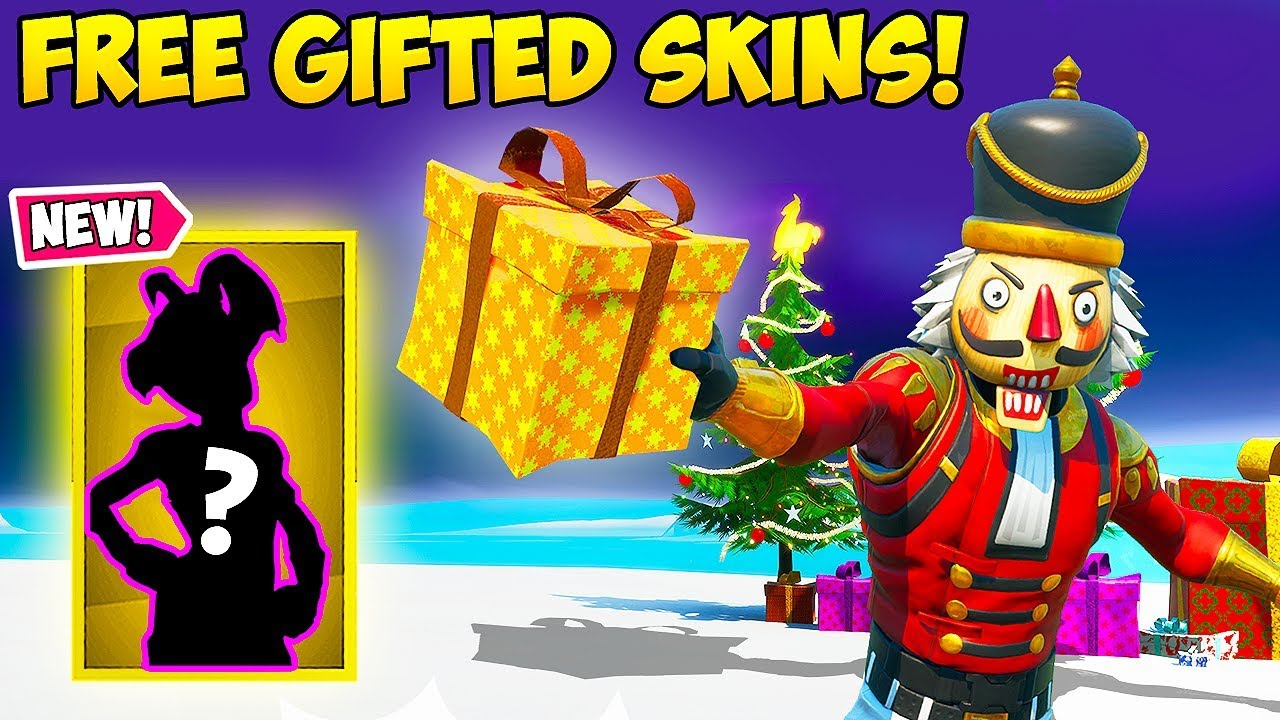 *NEW EVENT* GIVES YOU FREE SKINS!! - Fortnite Funny Fails and WTF Moments! #775 thumbnail