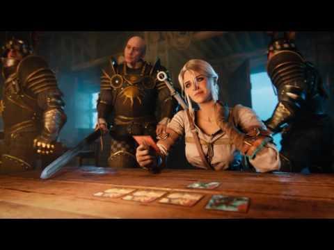 ГВИНТ: Ведьмак. Карточная игра | Кинематографический трейлер