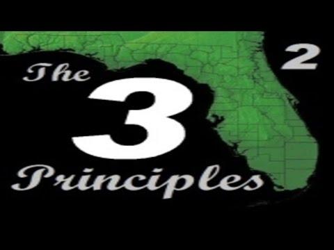 "3 Fundamental Principles | Class#2 | Moosaa Richardson | ""Knowledge, Action, Da'wah & Patience"""