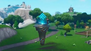 AMAZING *NEW EVENT* IS HAPPENING! RUNAS APPEAR IN BALSA BOTIN *NOW LIVE* OF FORTNITE