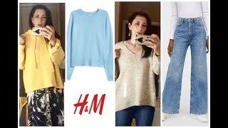 HAUL: Примерка покупок от H&M! Идеи к черной пятнице