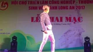 (30/5/17- Tân An)- Mây và núi remix- Thanh Duy