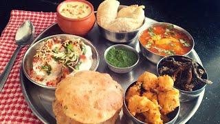 होली स्पेशल थाली | holi special thali  | festival special thali | thali recipe by rasoi palace
