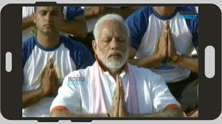 Yoga Day 2018 | International Yoga Day Celebration | BJP | PM Modi Yoga