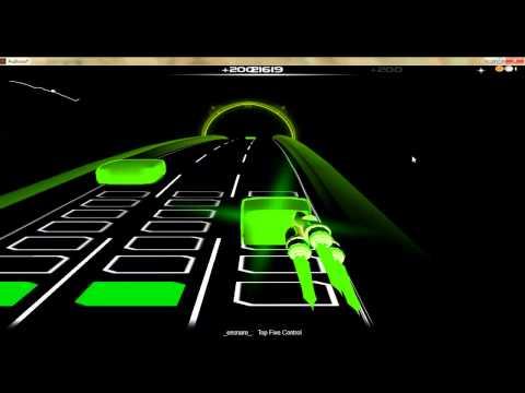Audiosurf: _ensnare_ - Top Five Control