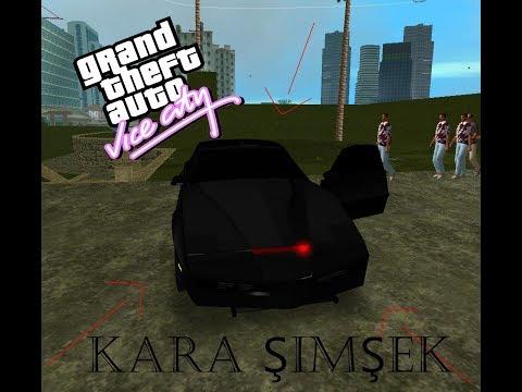 GTA Vice City Knight Rider Modu - GTA Vice City Modları #1