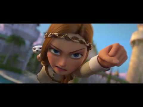 Download The Snow Queen Mirrorlands  UK Trailer  2020  In cinemas July 17  Frozen inspired Animation