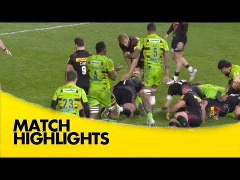 Harlequins v Northampton Saints - Aviva Premiership Rugby 2017-18