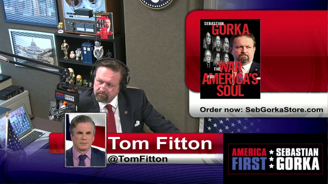 "Tom Fitton: Clinton Says ""She's Too Important"" to Testify to Judicial Watch About Her"