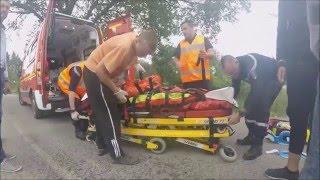En Rodage - Lavage - Délit De fuite - Police - Accident- Pompier|GoPro|