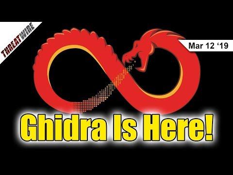 NSA's Ghidra is Here! - ThreatWire