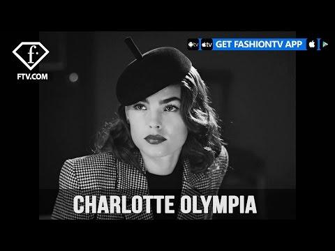 London Fashion Week Fall/Winter 2017-18 - Charlotte Olympia | FashionTV