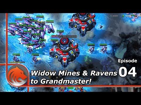 StarCraft 2: BRUTAL Widow Mine Connections Vs Terran!