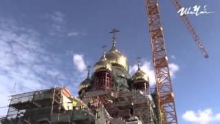 Храм в честь святой Блаженной Матроны Московской(, 2015-09-23T11:02:17.000Z)