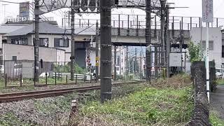 2021年7月14日東急2020系甲種輸送(橋本駅近くで撮影)