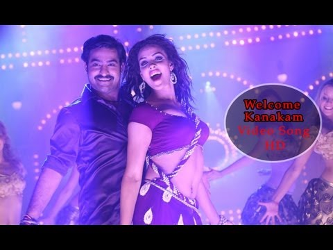 Welcome Kanakam video Song HD - Baadshah Movie Video songs - NTR, Kajal Aggarwal