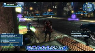 DC Universe Online PvP Gameplay - HD Commentary
