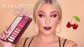 NEW URBAN DECAY NAKED CHERRY COLLECTION | First Impressions | GLAMNANNE