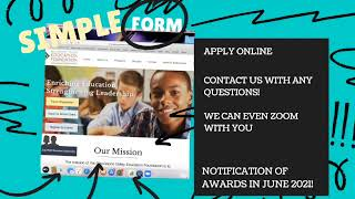 Apply for School Grant   SD 480p