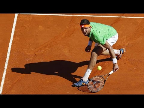Vesely, Djokovic, Raonic, Nadal And More In Wednesday Highlights Monte Carlo 2016