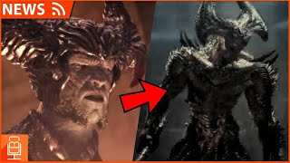 Justice League Snyder Cut First Look at Steppenwolf Revealed