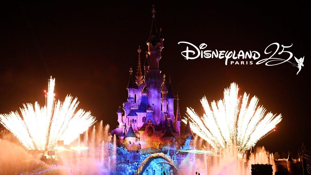 Happy Birthday Disneyland Paris!