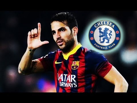 Cesc Fabregas - Chelsea's New Maestro - Skills, Goals & Assists 2013/14 ||HD||