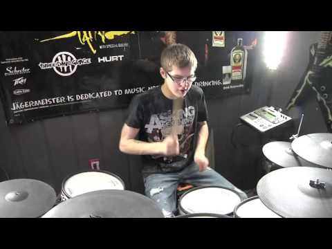Zeitgeist Drum Cover