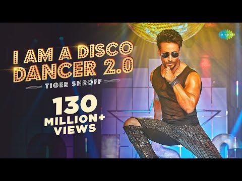 Tiger Shroff | I Am A Disco Dancer 2.0 | Benny Dayal | Salim Sulaiman | Bosco | Official Music Video