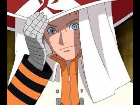Desenhando Naruto Setimo Hokage Youtube