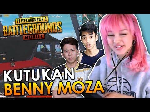 BENNY MOZA KENA KUTUKAN AUDREY - PUBG Mobile Collab #7