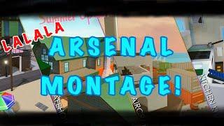 lalala | ROBLOX Arsenal Montage