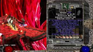 Diablo 2 Single Player: A Ritual Sacrifice to RNGesus