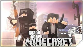 GTA V IN MINECRAFT - Minecraft Animation