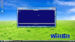 Программирование.Переменные.Присвоение.Пишем и создаем программу на Basic(qbasic).WillBit(b1.003)