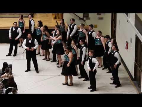 """My Shot"" Hamilton 2017  Spanaway Lake High School Music Company"